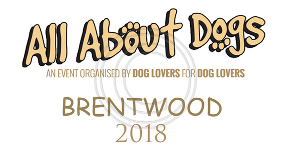 All About Dogs Show - Brentwood 2018